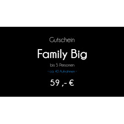 Gutschein - Family Big