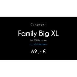 Gutschein - Family Big XL