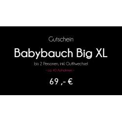 Gutschein - Babybauch Big XL