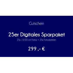 25er Digitales Sparpaket