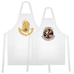 Kochschürze | Weiß
